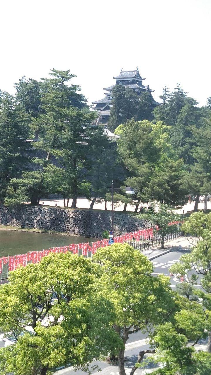 国宝!松江城