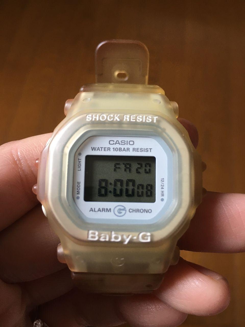 25年前の時計