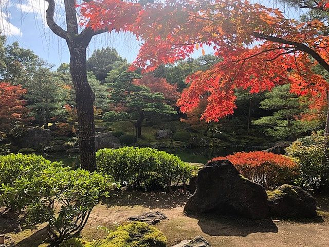秋のおすすめ紅葉スポット②