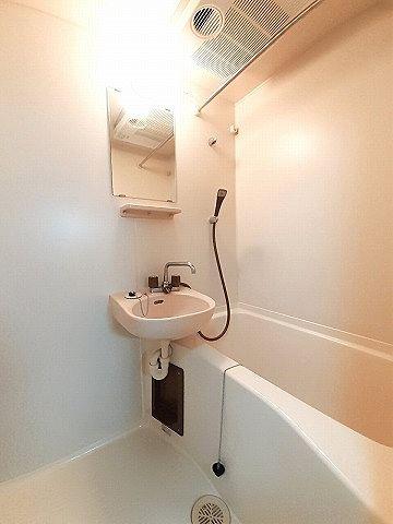 浴室乾燥機付きのお風呂