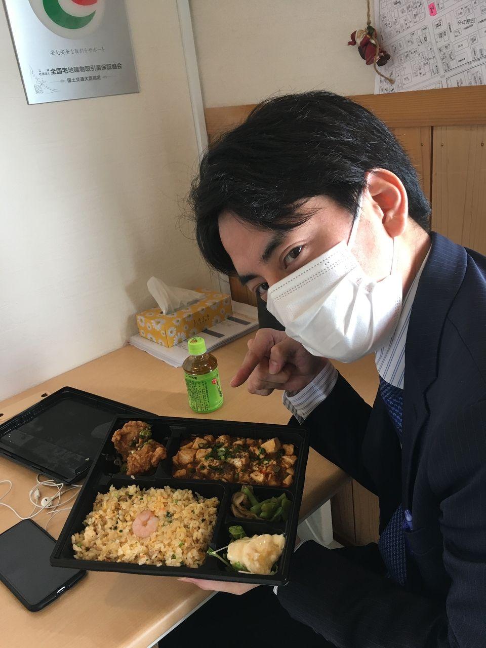 《TAKEOUT》松江市「桃仙閣」のお弁当
